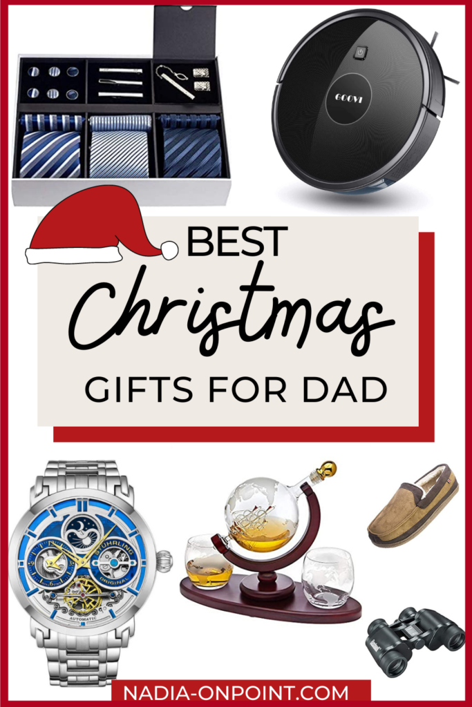 Are you looking for the best Christmas Gifts for Dad? Here are some great gifts for the dad who has everything. The perfect Christmas Gift Ideas. Perfect gifts from daughter or from any other adults, don't wait until the Last minute! Click here to check the Best Christmas Gifts for Dad! #christmas #dad #gift #best #giftideas
